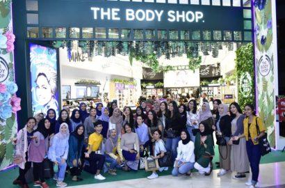 Toko The Body Shop Terbaru dan Terbesar Hadir di Hartono Mall